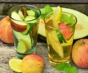 Apple Cider Vinegar Diet Smoothie