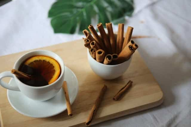Cinnamon Detox Water