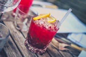 Cranberry Juice Apple Cider Vinegar Drink
