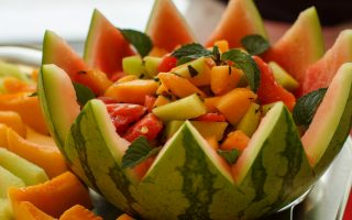 Food and Liquid Items for Kidney Cleansing - Melons