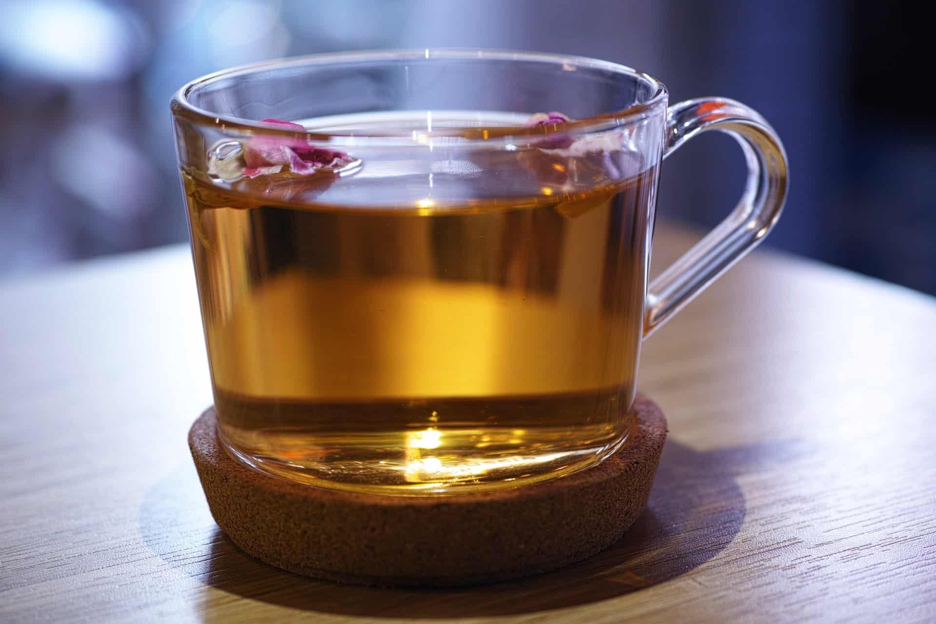 Homemade Detox Tea for Flat Stomach