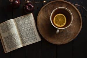 Best Homemade Detox Tea for Bloating - Lemon Balm detox tea