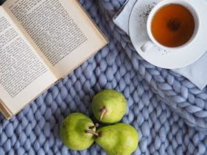 Best Homemade Detox Tea for Bloating - Peppermint detox tea