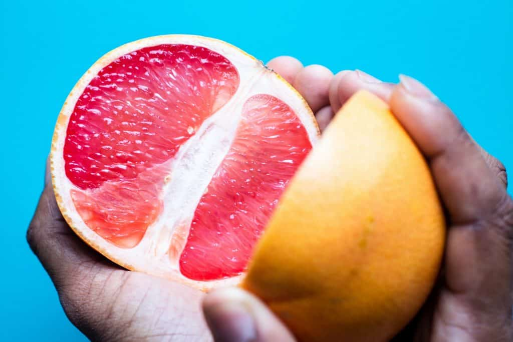 The Grapefruit Diet Plan- Step by Step Procedure for Rapid Weight Loss