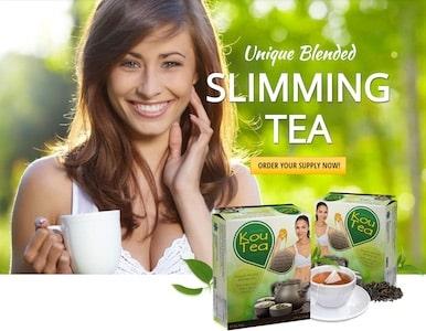 Kou slim Tea