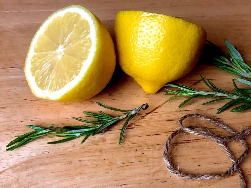 lemon cayenne maple syrup recipe