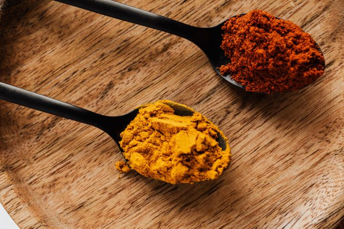 Health Benefits of Cayenne Pepper and Turmeric