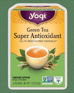yogi green tea detox